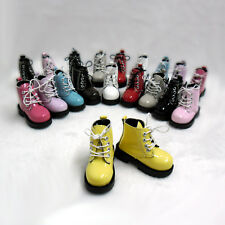 Mimi Collection MSD DOC 1/4 Bjd Obitsu 60cm Doll Boot High Hill Shoes Yellow