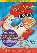 The Ren & Stimpy Show: The Almost Complete Series! [New DVD] Shrink Wr