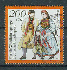 Briefmarken BRD 1994 Deutsche Trachten Mi.Nr.1761
