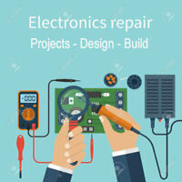 COLLECTION OF HARD TO FIND ELECTRONICS DESIGN - BUILD - REPAIR - PROJECT MANUALS