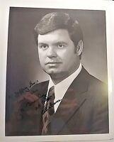 ALABAMA Lieutenant Governor JERE BEASLEY 8x10 Autographed PHOTO Signed 1972