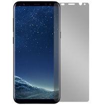 """Slabo Blickschutzfolie für Samsung Galaxy S8 (1er Set) SCHWARZ """"View Protection"""""""
