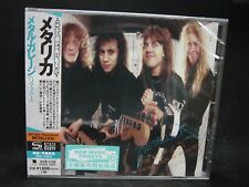 METALLICA The $5.98 EP-Garage Days Re-Revisited JAPAN SHM CD Exodus Trauma EZ-St