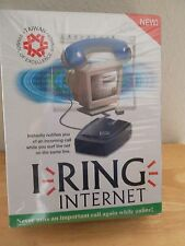I Ring Internet Call-Waiting Device - Sealed New