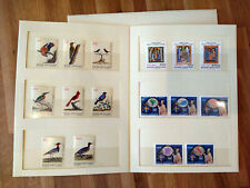 Vatican City presentation pack mnh birds stamps