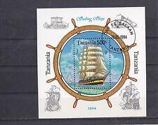 Tanzania 1994 - Schepen/Ships/Schiffe