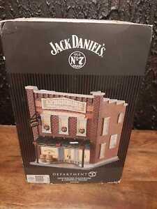 Jack Daniels Lynchburg Department.