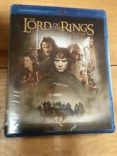 NEW The Lord of the Rings: The Fellowship of the Ring (Blu-ray Disc, 2010)