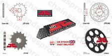 78-81 Gold Heavy Duty Chain and Sprocket Kit Set 6 F.H. Yamaha DT175 MX