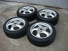 Orig Porsche 3.4 3.6 Carrera 911 996 986 Felgen Winterreifen 7/8,5x 17 ET 50/55
