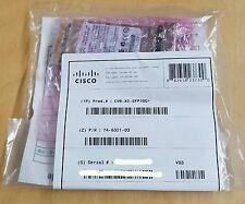 CVR-X2-SFP10G= Cisco CONVERTER MODULE - X2 TRANSCEIVER - 10 GBPS *new* 600+ SOLD