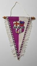 GAGLIARDETTO CALCIO TOULOUSE FOOTBALL CLUB ITALY PENNANT OLD RARE VINTAGE GC17