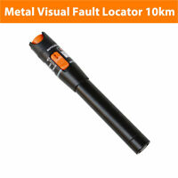 Visual Fault Locator Fiber Optic Laser Cable Tester Test Equipment 10mW 10KM New