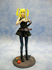 Death Note - Amane Misa Jun Planning Craft Label RESIN STATUE figure ORIGINALE