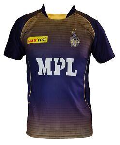 IPL Cricket 2021 Jersey T20, Cricket India, KKR, Kolkata Knight Riders, VIVO