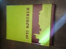 1951 Northern Illinois State Teachers College Norther Yearbook Annual IL