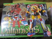 Bandai Soul of Chogokin GX-59 Daltanious Popy Gokin Transformers Saint Seiya