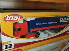 1:50 DAF International Truck Service By JOAL (Box from Renault Magnum)