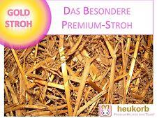 GOLD STROH * GERSTENSTROH * HEUKORB (ca. 11 KG)