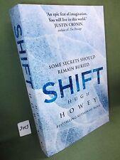 HUGH HOWEY SHIFT FIRST UK TRADE PAPERBACK EDITION