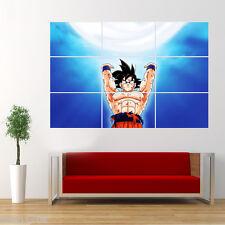Dragon Ball Z Goku Poster Giant Huge Wall Art Large D10D5