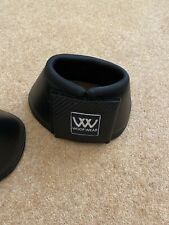 Woof Wear Black Overeach Boots Large