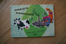Henriette Bimmelbahn - Bilderbuch für Kleinkinder