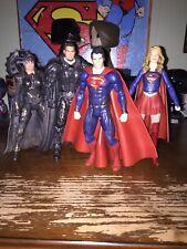 DC Multiverse Superman Man Of Steel Lot