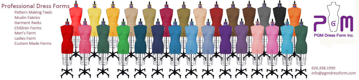 PGM Dress Form, Inc.