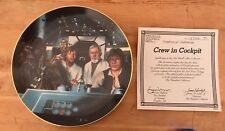 Star Wars Hamilton Collection Plate: Crew in Cockpit