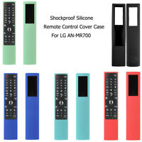 5 Colors Shockproof Silicone Cover Case For LG AN-MR700 TV Remote Control
