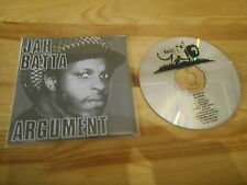 CD Reggae Jah Batta - Argument (10 Song) Promo WACKIE'S MUSIC