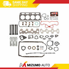 Full Gasket Set Head Bolts Fit 98-03 Chevrolet S10 Cavalier GMC Sonoma 2.2 OHV
