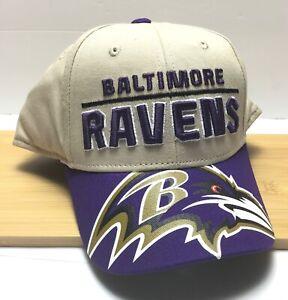 Baltimore Ravens NFL Football / Snap-Back LOGO Hat Baseball Cap / Youth Boys