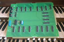 MIDI Stop Controller Board For Allen Organs