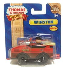 WINSTON Thomas Tank Engine Wooden Railway NEW IN BOX
