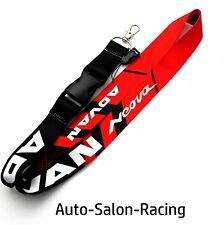 JDM ADVAN Racing Yokohama Universal Lanyard Neck Strap KeyChain Quick Release