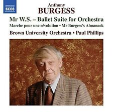 Anthony Burgess: Ballet Suite, New Music