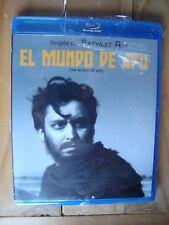 The world of Apu el mundo de Apu 1BLU-RAY NEW region A,B,C Satyajit Ray part 3/3