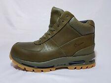Nike Air Max Goadome ACG Boots Sz 10 Olive Green 865031-209 NIB