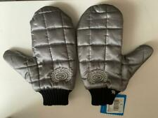 Adidas Carlo Gruber Quilted Ski Mitts / Gloves / Mittens - more pics below