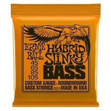 Ernie Ball 2833 Hybrid Slinky Bass Allround 045-105 4-String Bass Saiten Nickel