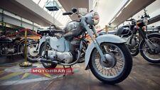 Puch 125 SV Oldtimer Motorrad 1955 Klassiker Österreich