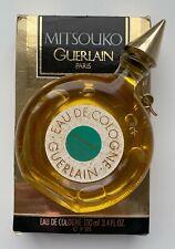 guerlain mitsouko eau de cologne 100 ml 3.4 fl oz VINTAGE