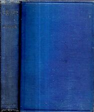 Rare 1930 First Edition Fear Autobiography Of James Edwards Mental Patient Usa
