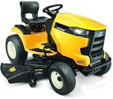 Riding Lawn Mower Cub Cadet XT1 Enduro Series ST 54 in. 24 HP V-Twin w/Bluetooth