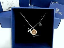 Swarovski Zodiac Pendant, Pisces, horoscope pear-shaped Crystal MIB 5349219