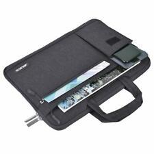 MacBook Air 13 Shoulder Bag Shockproof Zipper Plenty Room Handle Bag Space Gray