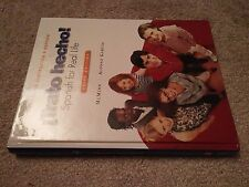 ¡Trato Hecho! Spanish for Real Life, 3rd Edition by John T. McMinn and Nuria Alo