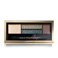 Maxfactor Smokey Eye Drama Kit, 2 in 1 Eyeshadow, Brow Powder, 05 Magnetic Jades